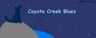 Coyote Creek Blues